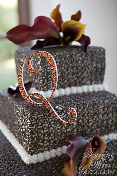 Cake Tier Topper